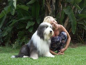 Photo: With Patricia, Morocco 2010