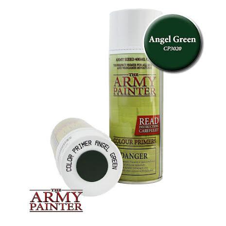 ArmyPainter Colour Primer Spray - Angel Green