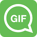 Whats a Gif - GIFS Sender(Saver,Downloader, Share) download