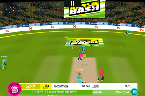 SUPER CRICKET 2- screenshot thumbnail