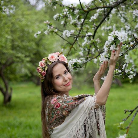 Wedding photographer Nina Cvetkova (Nulok). Photo of 02.12.2016