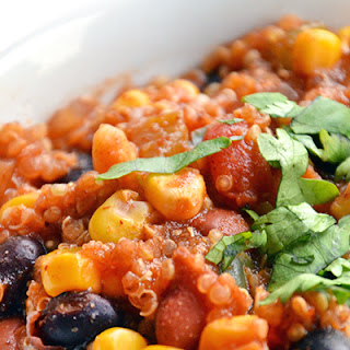 Quinoa Vegetarian Chili