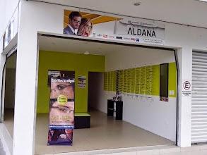 Photo: Diseño grafico - Lonas publicitarias Optica Aldana