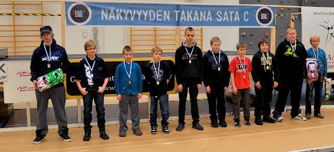 Photo: TSS-10: Nuortenmestaruus