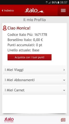 Italo Treno  screenshots 3