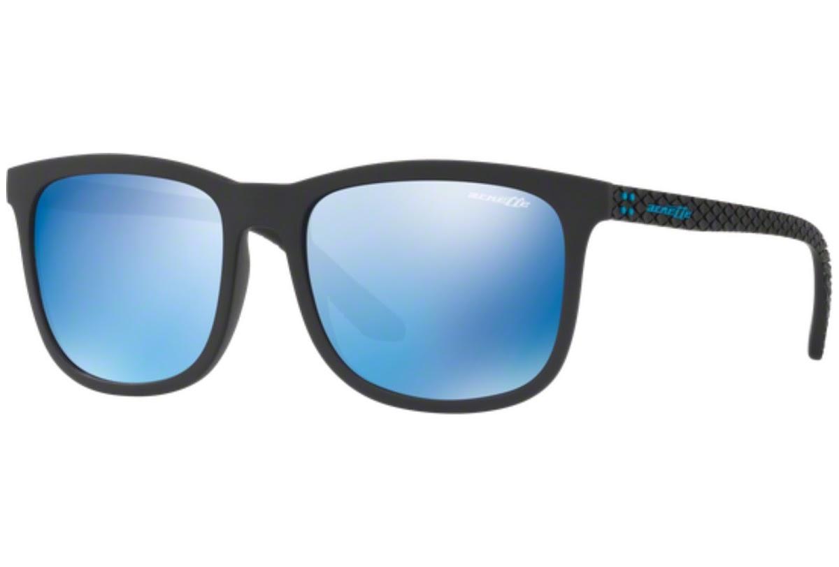 Arnette Herren Sonnenbrille »CHENGA AN4240«, schwarz, 251125 - schwarz/blau