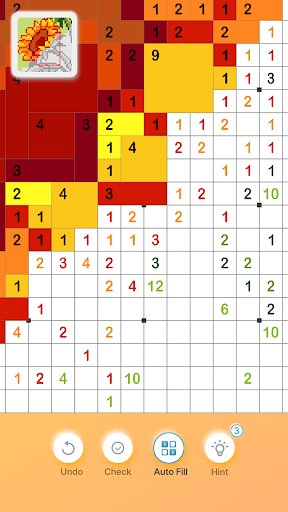 Happy Pixel - Free Nonogram Coloring Puzzle Game modavailable screenshots 2