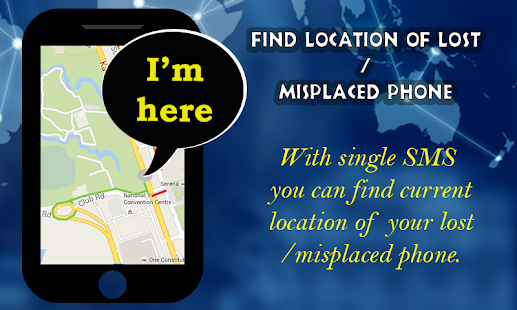 Find My Phone – Anti Theft Mobile Tracker screenshot