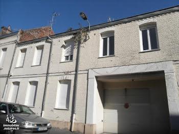 parking à Saint-Quentin (02)