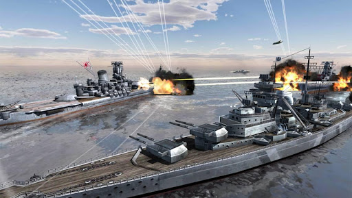 World Warships Combat screenshot 7