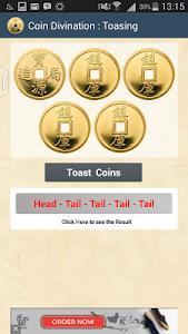 Coin Divination screenshot 2
