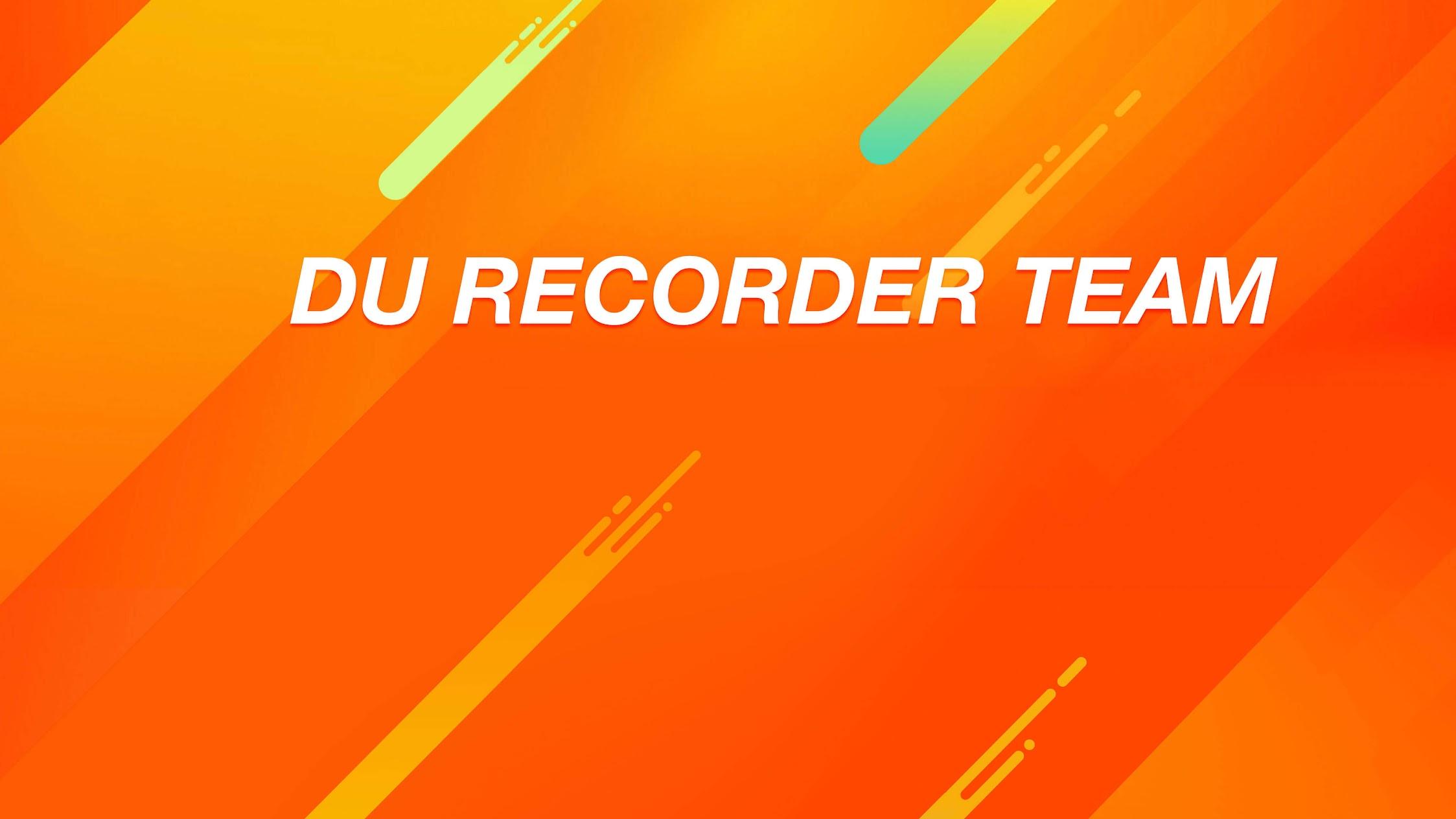 Screen Recorder & Video Editor