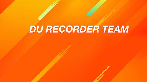 DU Recorder — запись экрана и редактирование видео мод