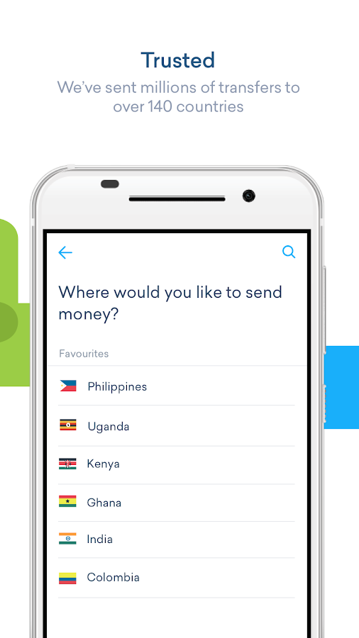 WorldRemit Money Transfer- screenshot