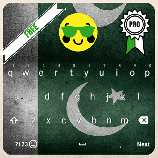Pakistan Keyboard Theme & Emoji