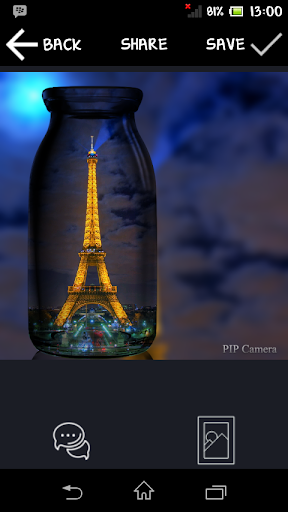 PIP Kamera - Blur Foto Efek