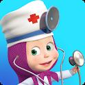 Masha Doctor: animal hospital icon