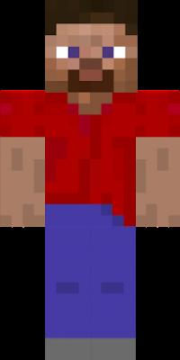 steve red