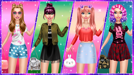 Trendy Fashion Styles Dress Up 1.3.2 screenshots 12