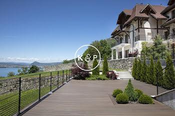 hôtel particulier à Veyrier-du-Lac (74)