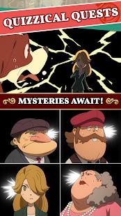 Layton's  Mystery Journey Screenshot