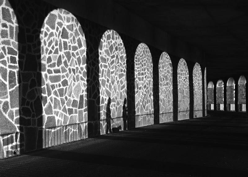 a spasso nel tunnel di Fiorenza Aldo Photo