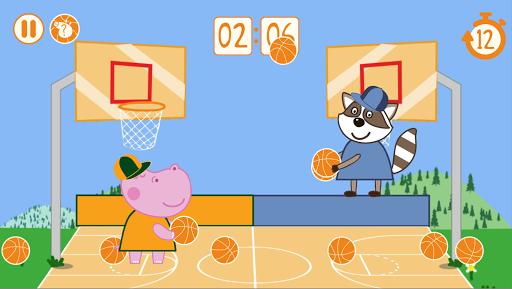 キッズバスケットボール