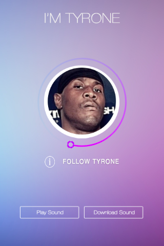 I'm Tyrone