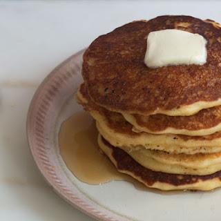 Sweet Corn Pancakes