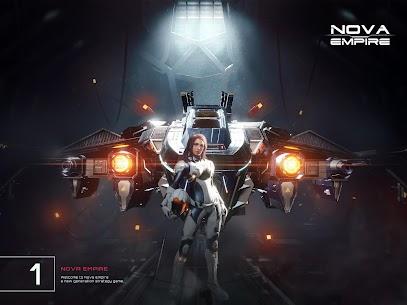 Nova Empire: Space Commander 1
