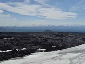 Photo: необозримые просторы застывшей лавы  извержения 2013 года