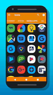 Nolum - Icon Pack Screenshot