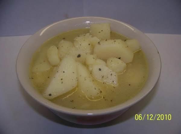 Stewed Potatoes Recipe