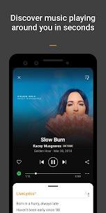 SoundHound – Music Discovery & Lyrics Mod 9.3.3 Apk [Unlocked] 1