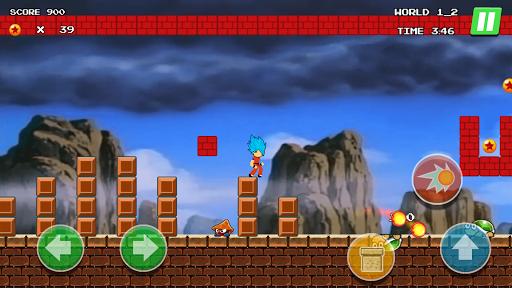 Stick Z Go: Super Dragon Warrior Adventure  captures d'écran 2