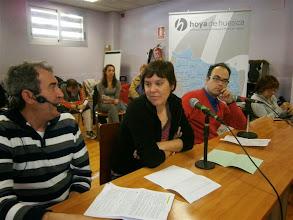 Photo: Bandidos de la Hoya. La Felicidad. Febrero 2013. Entrevista a Yolanda Abadía. Especialista en Risoterapia