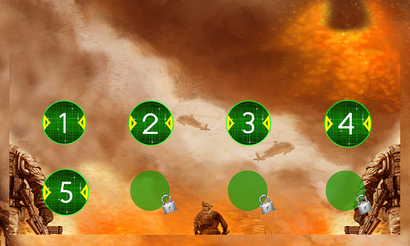 android City Commando Counter Strike Screenshot 1