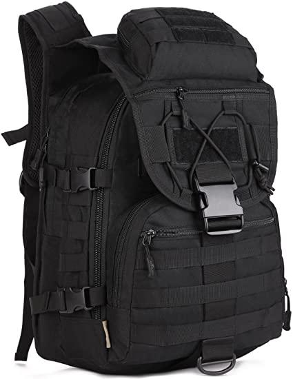 Тактический рюкзак и тактическая сумка: возможности выбора на любой случай