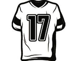 Image result for sport jersey clip art