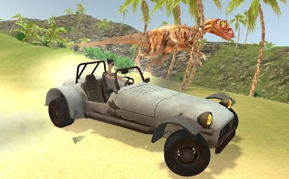 VR Time Machine Dinosaur Park (+ Cardboard) APK screenshot thumbnail 8