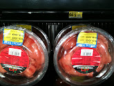 Photo: I always look at their fruit to see if they have extra markdowns for almost expired. yep! good deal!