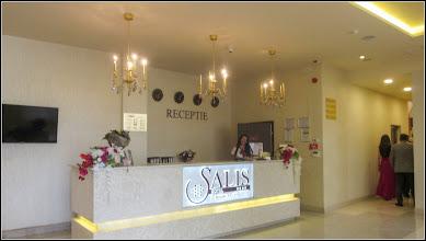 Photo: Str. Basarabiei, Nr.44 - Salis Hotel & Medical Spa  - 2017.08.17