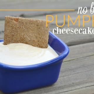 No Bake Pumpkin Cheesecake Cups.