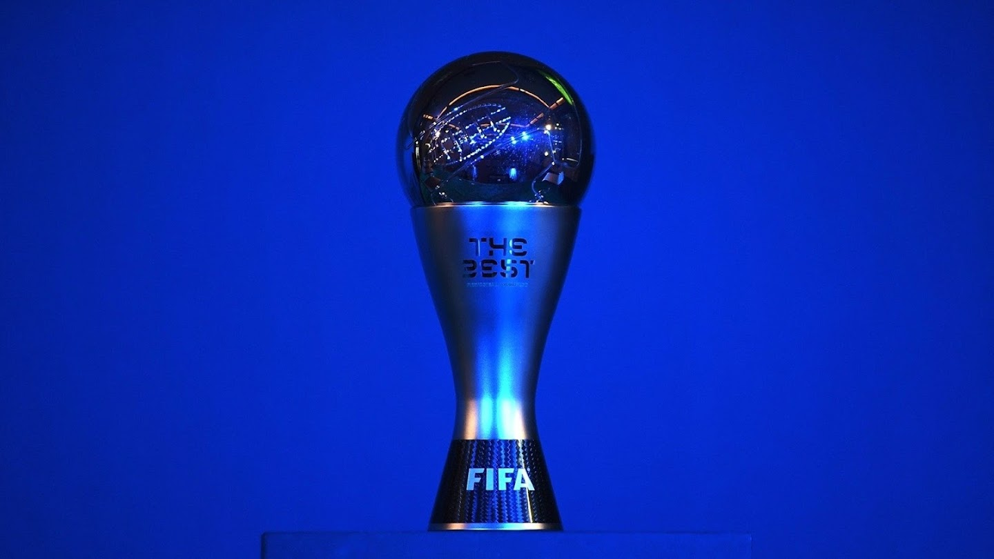 Watch The Best: FIFA Football Awards live
