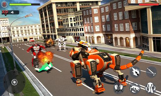 Tiger Transforming Robot 2018 1.0 screenshots 4