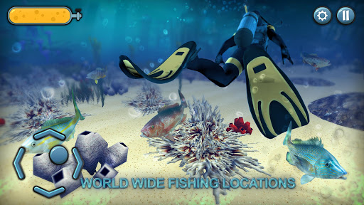 Spearfishing Diver: Let's Fish - screenshot