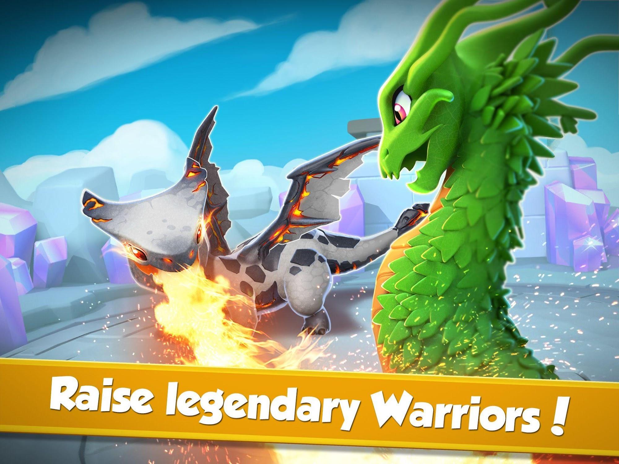 Dragon Mania Legends screenshot #2