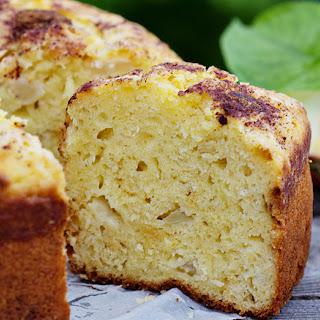 Sour Cream Apple Cake Recipes