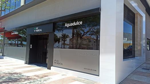 Su centro de Aguadulce se encuentra ubicado en la Avenida de Carlos III, número 171.
