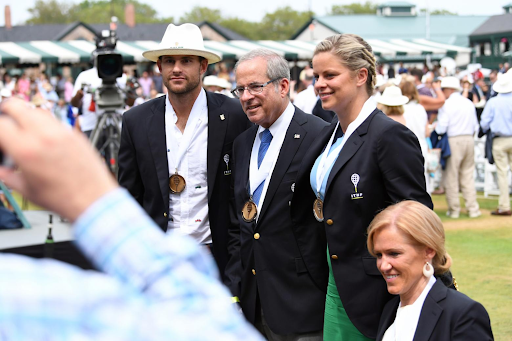 Kim Clijsters - Hall of Fame Induction (ITHOF/Ben Solomon)